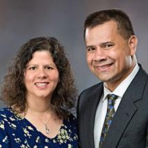 Mark and Rachel Barilla