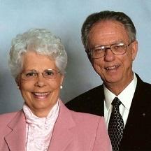 Bob and Sylvia Ellis