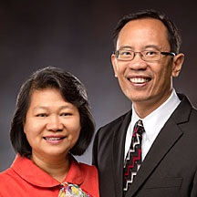 Phil and Mila Kamibayashiyama
